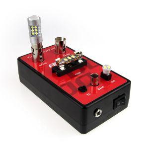 Amio ΟΡΓΑΝΟ ΕΛΕΓΧΟΥ ΓΙΑ ΛΑΜΠΕΣ LED T5/T10 (W5W)/BA9S/BA15S/BA15D/C5W - LED TESTER 12V-5A 60W AMiO - 1 ΤΕΜ.