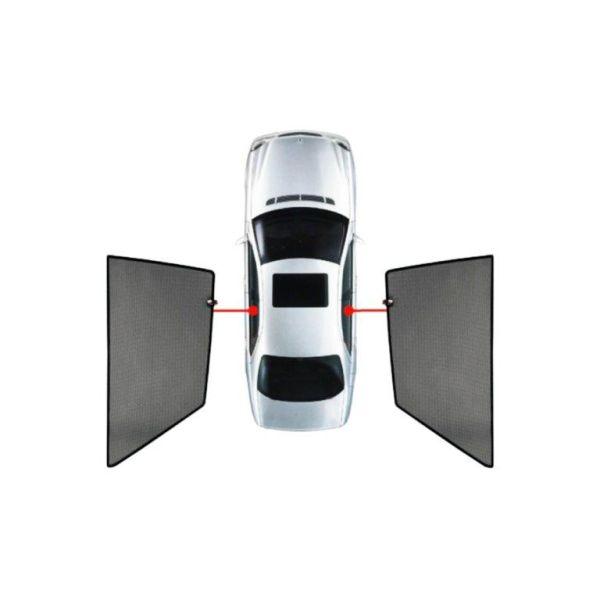 CarShades VW CADDY ΔΙΠΛΗ ΠΟΡΤΑ 04>15 ΚΟΥΡΤΙΝΑΚΙΑ ΜΑΡΚΕ CAR SHADES - 2 ΤΕΜ.