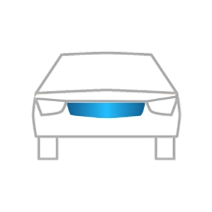 Heko VW TOURAN I 2006>2010 ΚΑΛΥΜΜΑ ΨΥΓΕΙΟΥ ΧΕΙΜΩΝΑ ΑΠΟ ΕΥΚΑΜΠΤΟ ΦΙΜΕ ΠΛΑΣΤΙΚΟ HEKO - 1 ΤΕΜ.