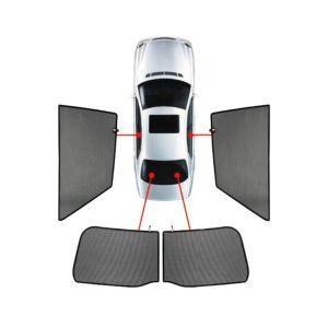 CarShades VW POLO 3D 2009> ΚΟΥΡΤΙΝΑΚΙΑ ΜΑΡΚΕ CAR SHADES - 4 ΤΕΜ.
