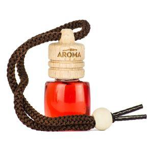 Amio ΑΡΩΜΑΤΙΚΟ (ΚΡΕΜΑΣΤΟ) ΥΓΡΟ AROMA WOOD - ANTITOBACCO (6 ml) AMiO - 1 ΤΕΜ.