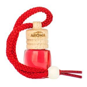 Amio ΑΡΩΜΑΤΙΚΟ (ΚΡΕΜΑΣΤΟ) ΥΓΡΟ AROMA WOOD - STRAWBERRY (6 ml) AMiO - 1 ΤΕΜ.