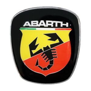 Race Axion ABARTH ΑΥΤΟΚΟΛΛΗΤΟ ΣΗΜΑ ΚΑΠΩ 6 Χ 6