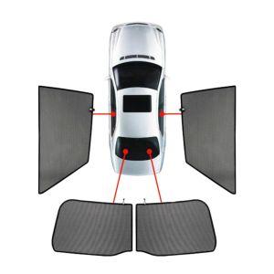 CarShades VW T-ROC 5D 2017> ΚΟΥΡΤΙΝΑΚΙΑ ΜΑΡΚΕ CAR SHADES - 4 ΤΕΜ.