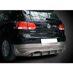 Motordrome VW GOLF 6 ΠΙΣΩ SPOILER ΠΛAΣΤΙΚΟ
