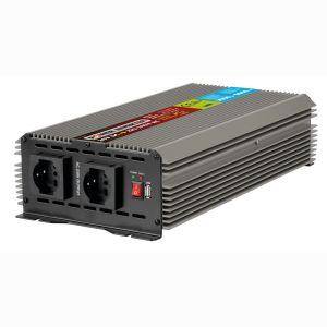 Lampa INVERTER 24V>220-240W max3000-peak6000W