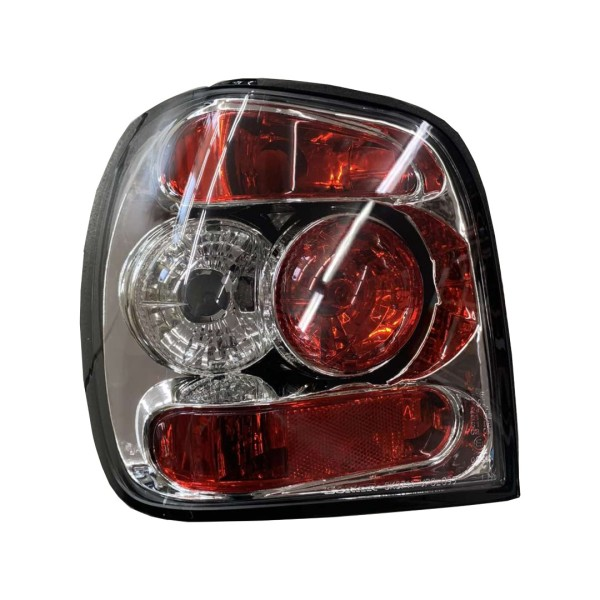 Protype VW POLO 1999-2001 3D CLEAR ΦΑΝΑΡΙΑ PRO-TYPE - 2 ΤΕΜ.