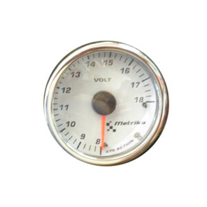 Isotta Βολτόμετρο SERIE 270 ACTION METRIKA Λευκό