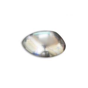 S-dizayn CITROEN C2 5D HB 02-09 Ανοξείδωτο Ατσάλινο Καπάκι Καθρέφτη