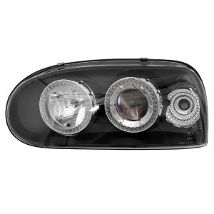 "Lampa VW GOLF 3""92->BLACK"