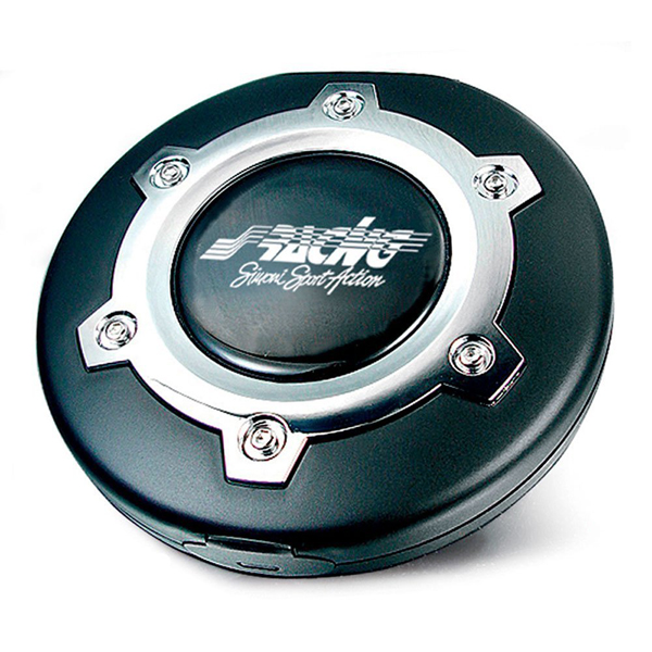 Simoni Racing ΘΗΚΗ SPIDER ΓΙΑ 12 CD-DVD ΜΑΥΡΗ-ΑΣΗΜΙ