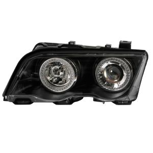 "Lampa BMW E46 4D""98->BLACK Χ.ΦΛΑΣ"