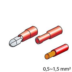 ΦΙΣΑΚΙΑ 4mm (40ΤΜΧ) - Mixeshop.gr