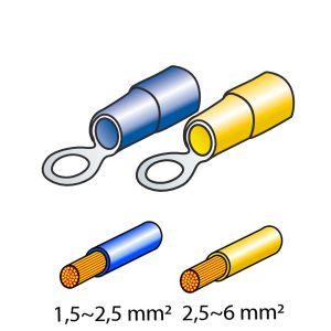 ΦΙΣΑΚΙΑ 5+6mm (40τμχ.) - Mixeshop.gr