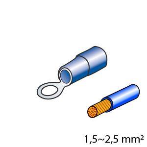 ΦΙΣΑΚΙΑ 5mm (10τμχ.) - Mixeshop.gr
