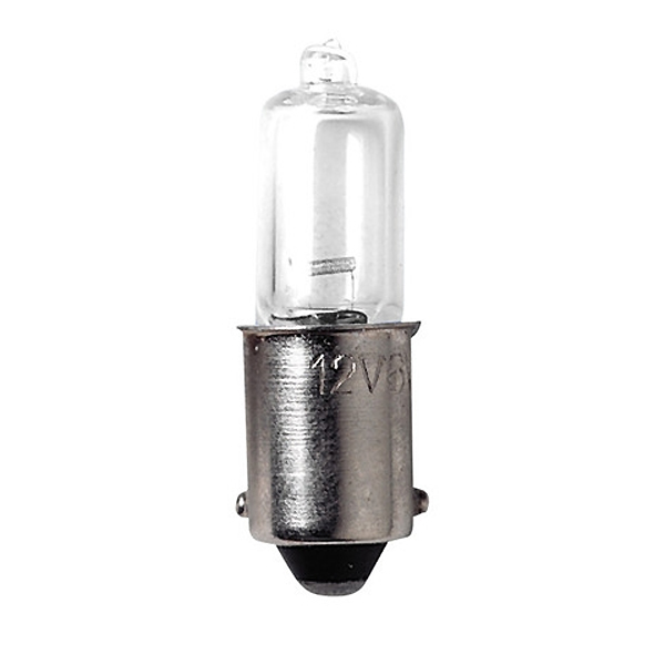 Lampa ΛΑΜΠΑ ΑΛΟΓΟΝΟΥ 12V/6W BAX9s