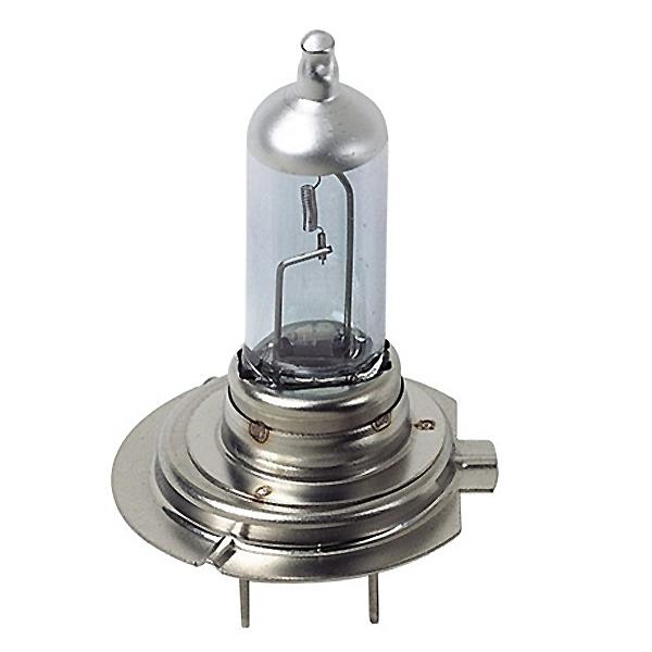 Lampa 12V H7 PLASMA - XENON 3.600K (+30%) 100W BLISTER (59mm) - 2 ΤΕΜ.