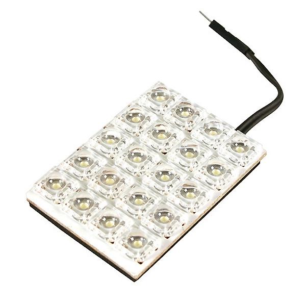 Lampa ΠΛΑΦΟΝΙΕΡΑ ΜΕ 20 LED (35x50mm)