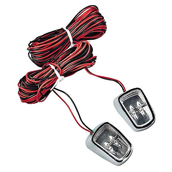 Lampa ΦΩΤΑΚΙΑ ΜΕ LED 24V (Κόκκινο)
