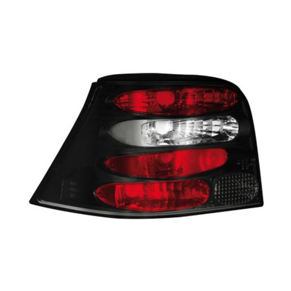 Dectane Φανάρια Πισινά για DECTANE VW Golf IV 97-04 (Μαύρο)