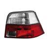 Dectane Φανάρια Πισινά για DECTANE VW Golf IV 97-04 (Κόκκινο/Κρύσταλλο)