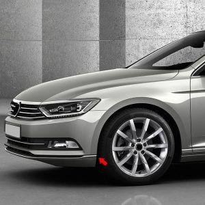S-dizayn VW PASSAT B8 SD 2015> STREAMER ΕΜΠΡΟΣ ΠΡΟΦΥΛΑΚΤΗΡΑ ΚΑΤΩ ΚΑΙ ΠΛΑΙΝΑ - 3 ΤΕΜ.