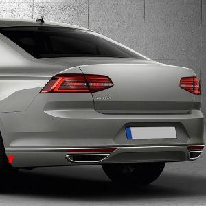 S-dizayn VW PASSAT B8 SD 2015> STREAMER ΠΙΣΩ ΠΡΟΦΥΛΑΚΤΗΡΑ ΚΑΙ ΠΛΑΙΝΑ - 3 ΤΕΜ.