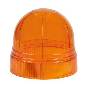 Lampa ΚΑΠΑΚΙ ΦΑΡΟΥ RL-3/RL-4/RL-5  ΠΟΡΤΟΚΑΛΙ 132 mm (ΓΙΑ ΦΑΡΟ 7299.7-7299.8-7300.7)