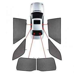 CarShades VOLVO XC60 5D 2017> ΚΟΥΡΤΙΝΑΚΙΑ ΜΑΡΚΕ CAR SHADES - 6 ΤΕΜ.