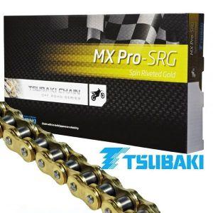 ΑΛΥΣΙΔΕΣ TSUBAKI 428          MX-PRO 132L MOTOCROSS - (ΙΑΠ) - Mixeshop.gr