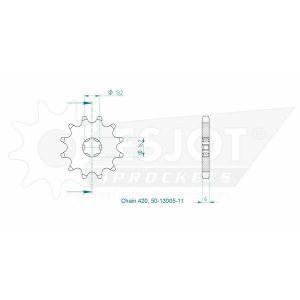 ΓΡΑΝΑΖΙΑ ΚΙΝ E13005-11(563) SZK ZR