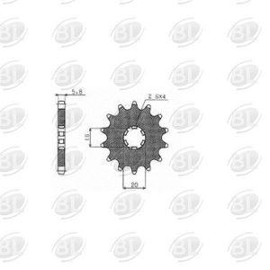 ΓΡΑΝΑΖΙΑ ΚΙΝ S103-13(253)                 SUNSTAR - (ΙΑΠ) - Mixeshop.gr