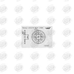 ΓΡΑΝΑΖΙΑ ΡΟΔ E15001-47(269) HND XLS 125      ESJOT - (ΓΕΡ) - Mixeshop.gr