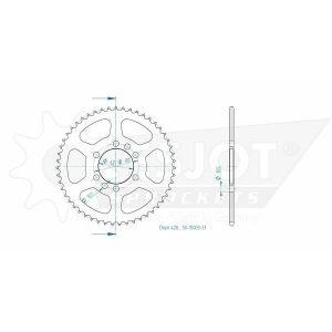 ΓΡΑΝΑΖΙΑ ΡΟΔ E15003-51(843) YMH 80 DT LC 2   ESJOT - (ΓΕΡ) - Mixeshop.gr