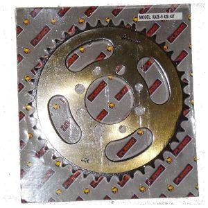ΓΡΑΝΑΖΙΑ ΡΟΔΑΣ KSK KAZE-R-SZK FX125(802)42 Δ FUEGO CNC ΧΡΥΣΑ - (ΤΑΙ) - Mixeshop.gr
