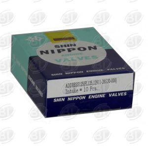 ΒΑΛΒΙΔΕΣ  SZK ADDRESS 125            ΕΙΣΑΓ SHIN-NIPPON - (ΤΑΙ) - Mixeshop.gr