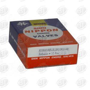 ΒΑΛΒΙΔΕΣ  SZK ADDRESS 125             ΕΞΑΓ SHIN-NIPPON - (ΤΑΙ) - Mixeshop.gr